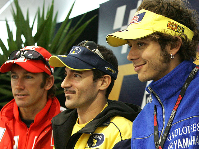 Imagen de Galeria de MotoGP. Todos contra Rossi
