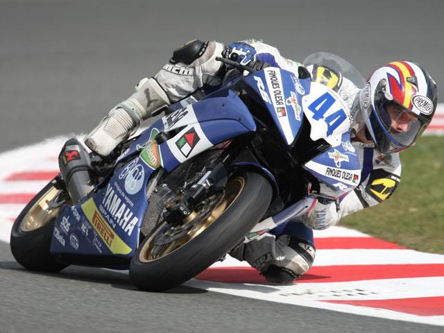 David Salom debutará en Superbike con una Kawasaki ZX-10R