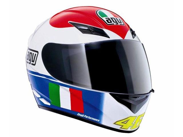 Nuevos cascos AGV