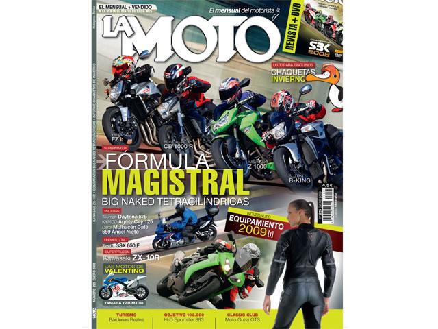 DVD Comparativa SBK 2008 de La Moto