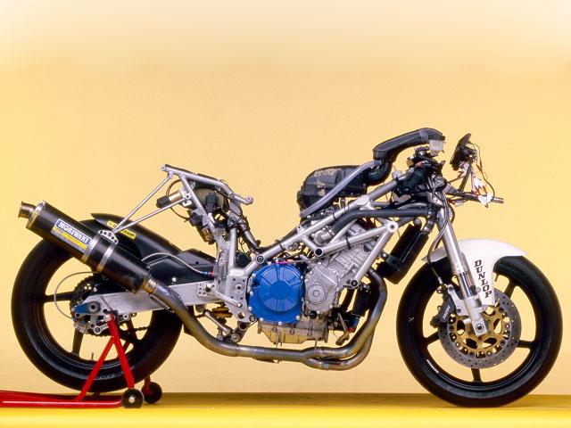 GP6: La primera Moto2