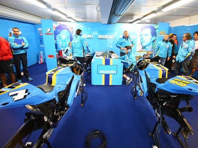 Suzuki no ampliará presupuesto en MotoGP