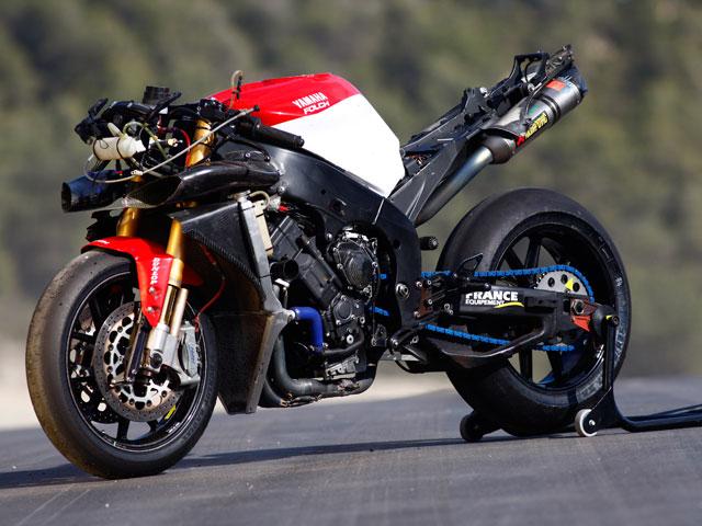 Imagen de Galeria de Yamaha YZF-R1 Folch Endurance