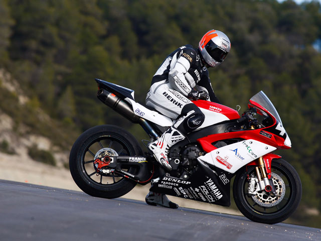 Yamaha YZF-R1 Folch Endurance