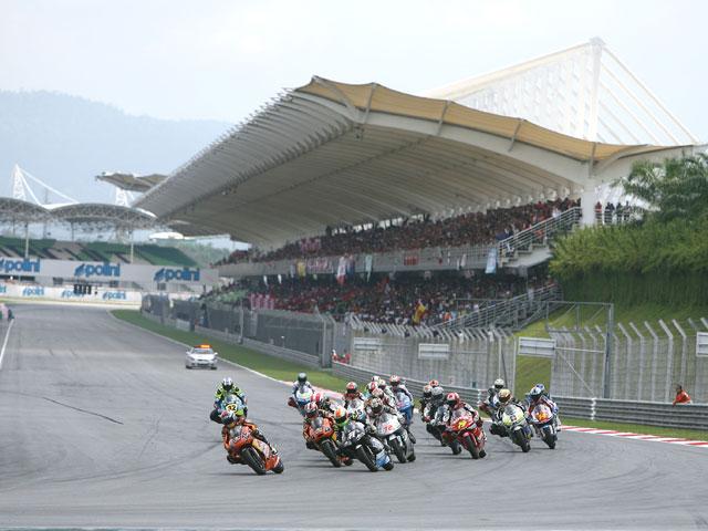 Antonio Banderas forma su escudería para el Mundial de MotoGP 2009