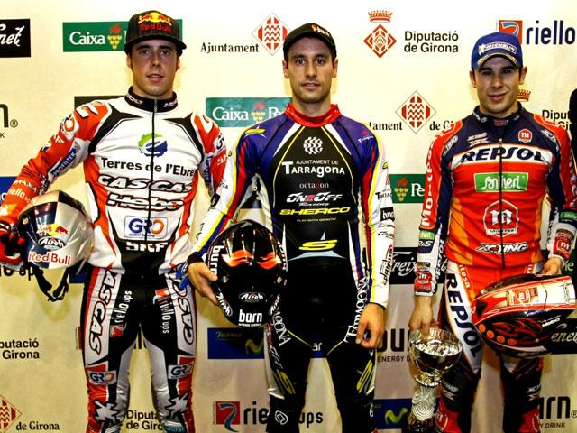 El Campeonato de España de Trial Indoor finaliza este fin de semana en La Coruña