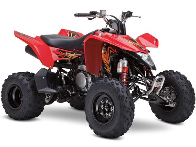 Imagen de Galeria de Suzuki ATV (2002-2009)  El gigante despierta
