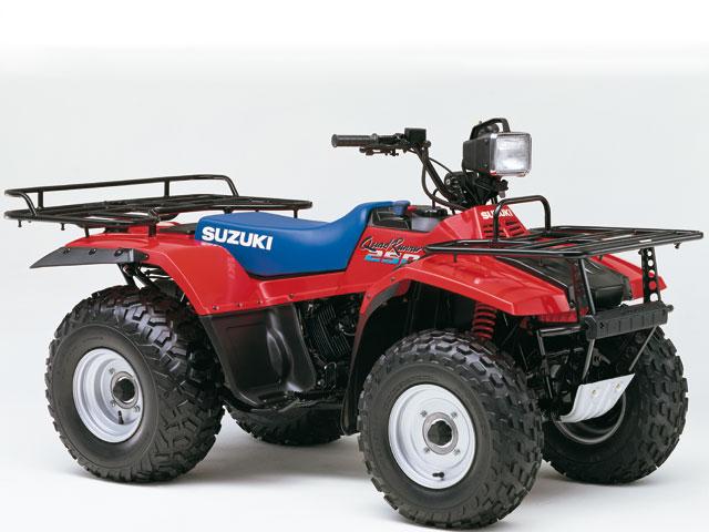 Imagen de Galeria de 25 Aniversario Suzuki ATV (1984-2009) Una historia de éxito