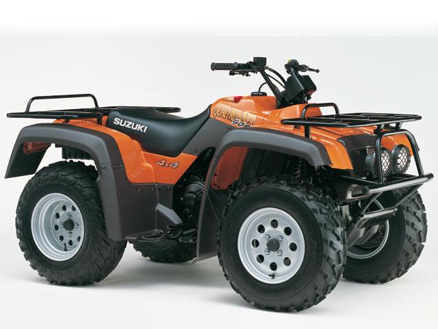 25 Aniversario Suzuki ATV (1984-2009) Una historia de éxito