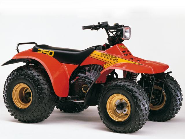 Imagen de Galeria de Suzuki ATV (1984-1988) Los pioneros