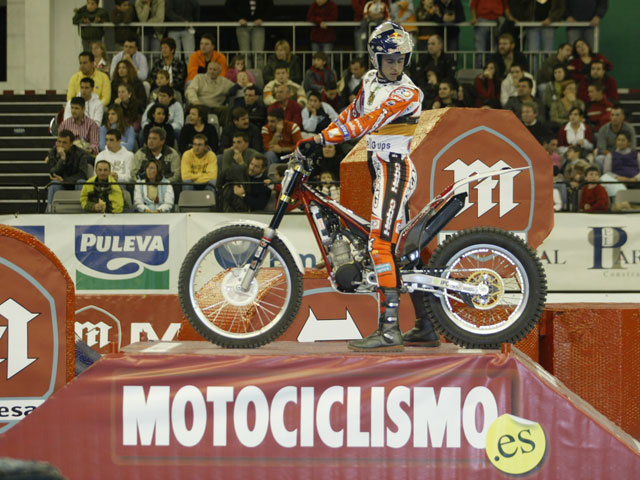 Campeonato del Mundo de Trial Indoor 2009