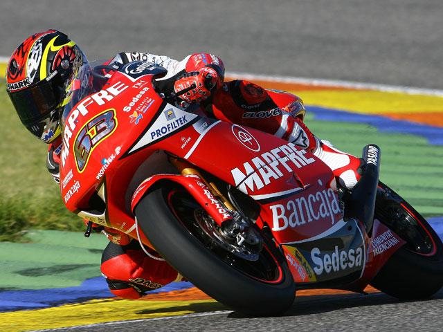 Mike Di Meglio ante el desafío del Mundial de 250 cc de MotoGP