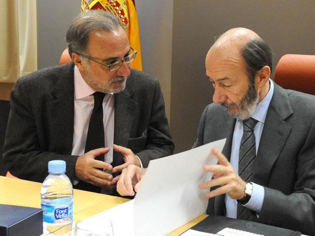 Pere Navarro, director general de Tráfico, anuncia su dimisión