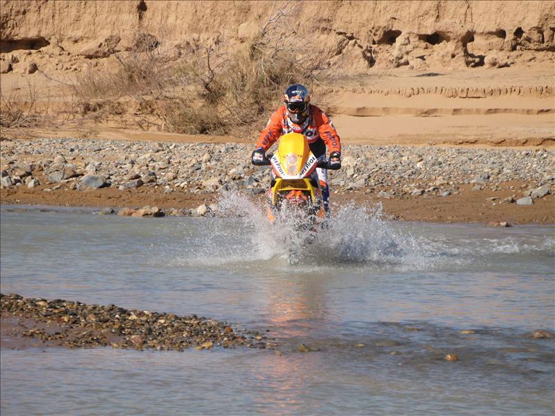 Imagen de Galeria de Marc Coma comenta el recorrido del Dakar 2009