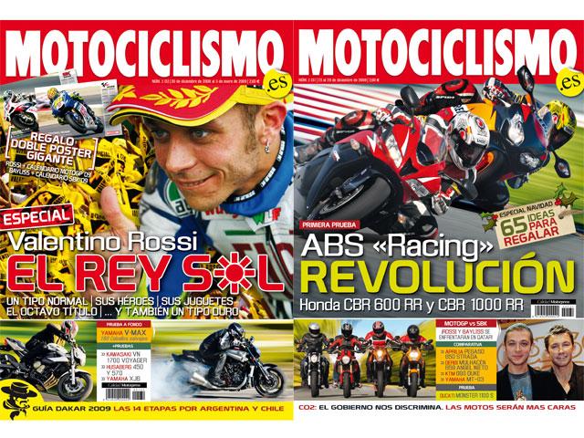El Mundial de MotoGP en tu casa con MOTOCICLISMO