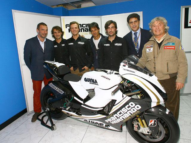 Imagen de Galeria de Los Nieto tendrán dos motos