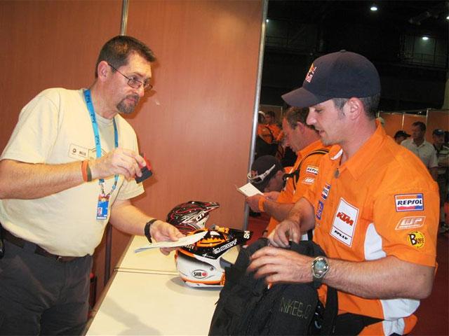 Dakar 2009. Superadas las verificaciones pre-salida
