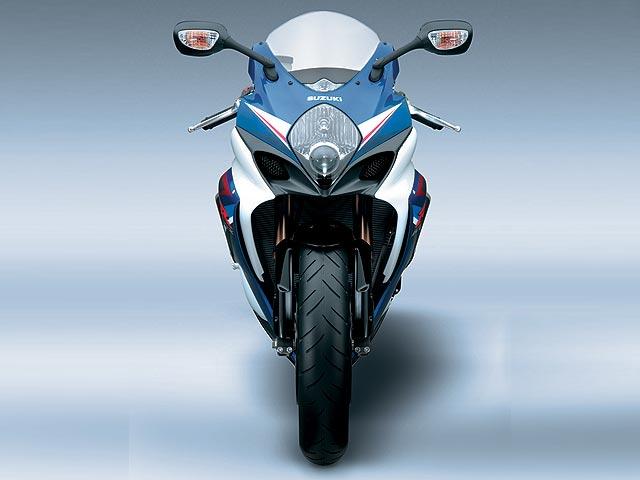 Nueva GSX-R 1000