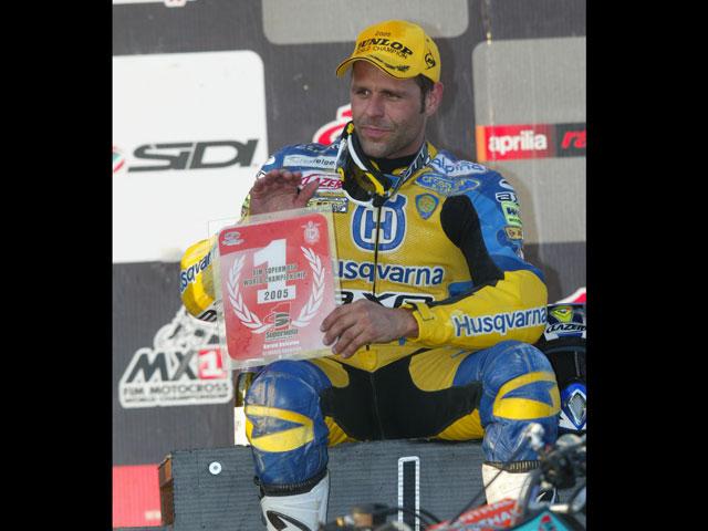 Últimos fichajes del Mundial Supermotard 2009