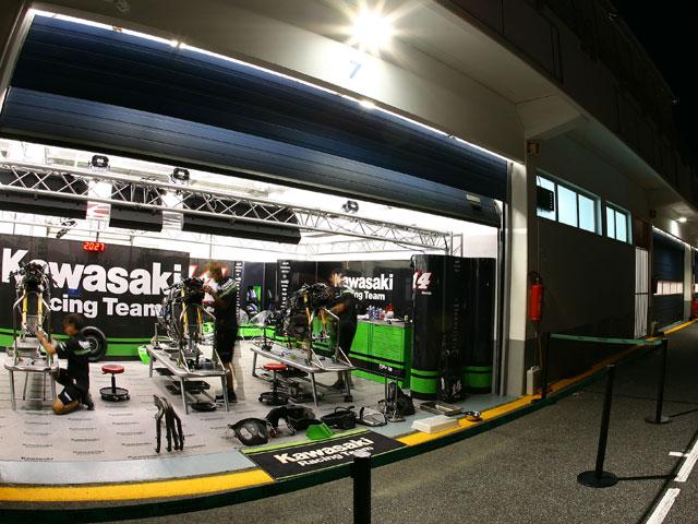 Imagen de Galeria de MotoGP. Kawasaki se plantea su retirada