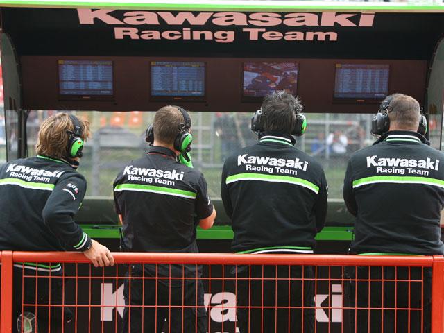 Imagen de Galeria de Kawasaki se retira de MotoGP. Comunicado oficial de Kawasaki