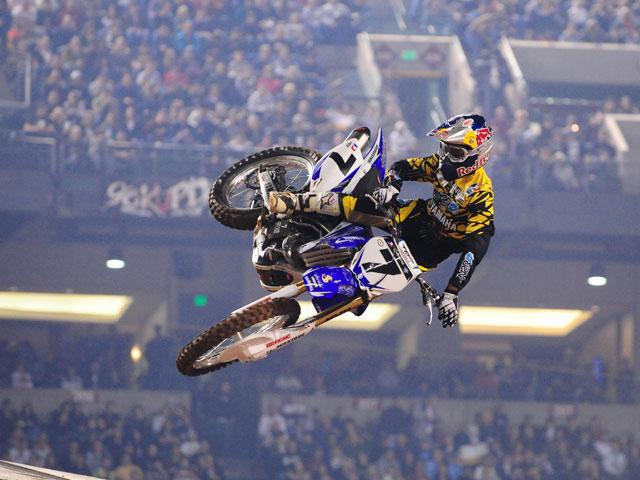 Imagen de Galeria de Primera victoria de Stewart con Yamaha