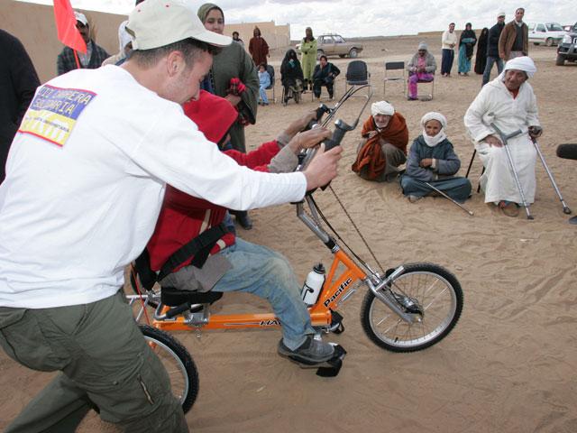 Dakar 2009. Fundación Repsol