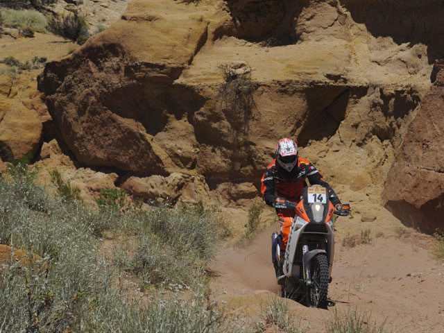 Dakar 2009: Primera victoria de Viladoms tras una dura etapa