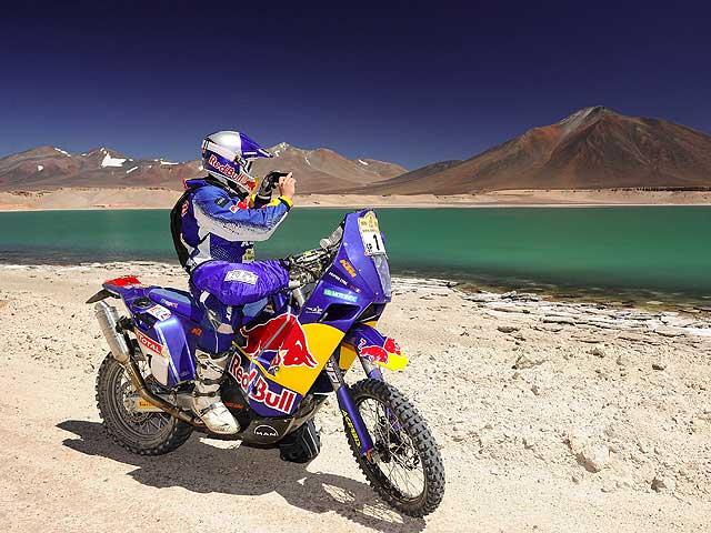Dakar 2009. Coma (KTM), a un paso del triunfo