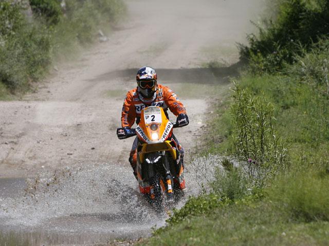 Marc Coma con KTM conquista su segundo Dakar