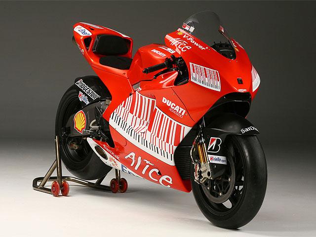 Ducati Wroom 2009 en imágenes