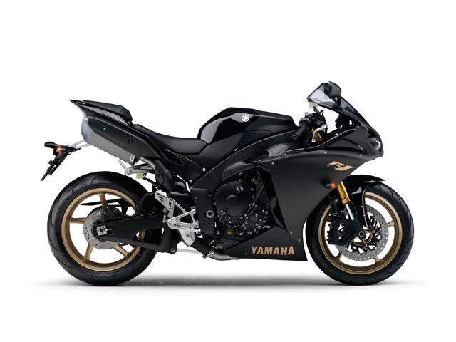 Yamaha R1. El Trueno Azul