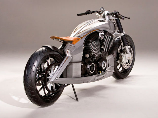 Victory Core, la concept bike de Polaris