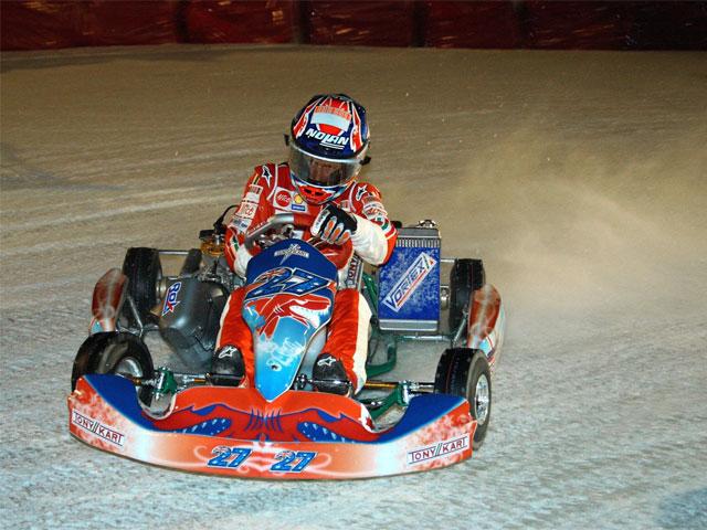 Olivier Jacque desarrolla la Kawasaki Ninja ZX-RR 2009 para MotoGP