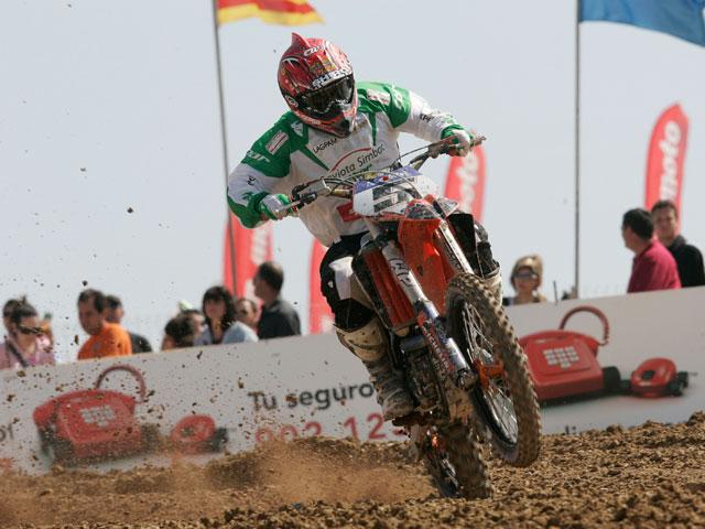 Motocross Élite 2009: Pilotos permanentes