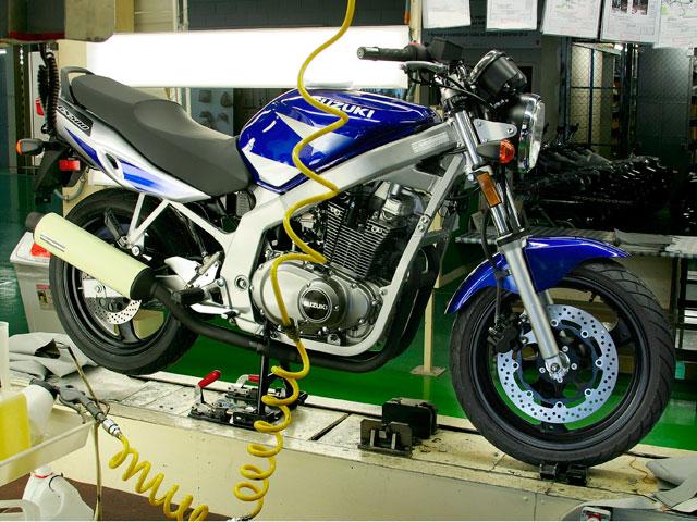 Suzuki Motor detiene la producción en el mes de febrero
