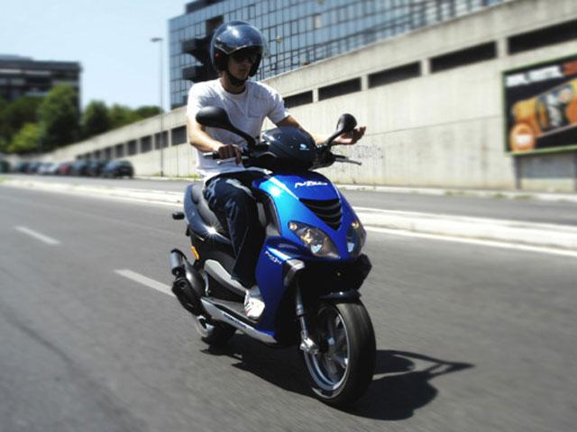 Imagen de Galeria de Los ciclomotores no pasan la ITV