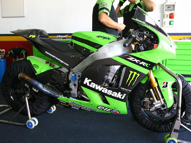 MotoGP. Aspar no correrá con las Kawasaki