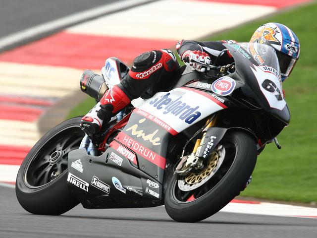 Imagen de Galeria de Repite Shane Byrne (Ducati) con récord del circuito