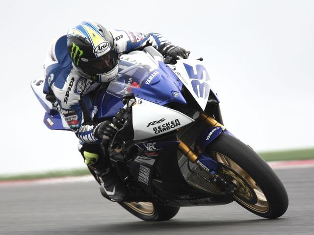 Nadie bate a Joan Lascorz (Kawasaki) en Supersport
