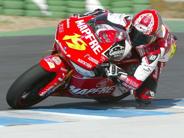Imagen de Galeria de Entrenamientos Mundial Motociclismo 125 y 250: Grandes ausentes