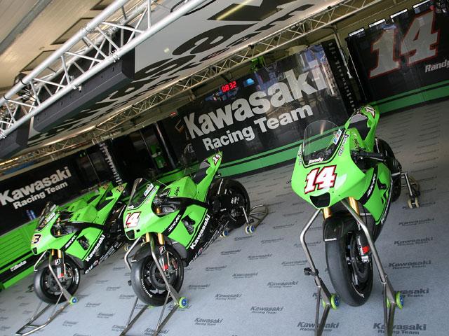 MotoGP: Una moto por piloto en 2010