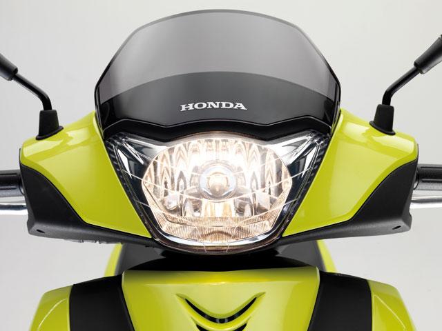 Honda Scoopy 2009, disponible a partir de febrero