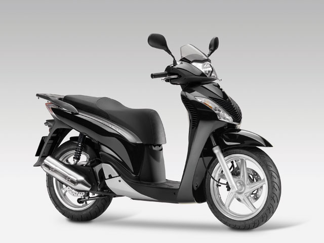 Honda Scoopy 2009, disponible a partir de febrero