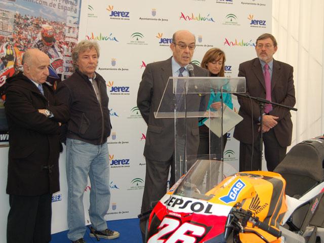 Gran Premio de España 2009, presentado el cartel en Madrid