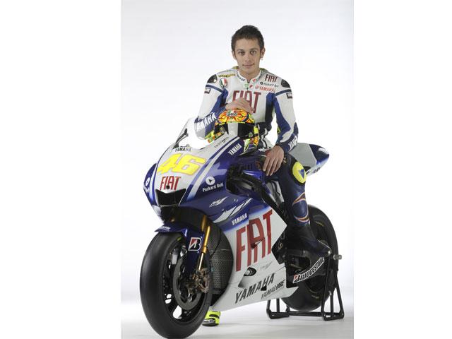 """V. Rossi (Yamaha): """"Lorenzo será uno de los rivales más fuertes"""""""