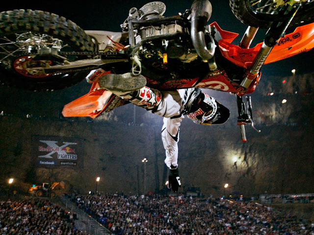 El Red Bull X-Fighters 2009 llega a Madrid en julio