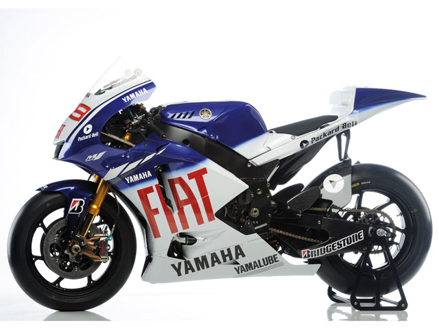 Yamaha YZR-M1 800 cc