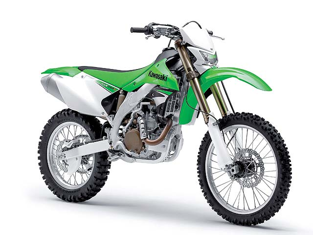 Novedades Kawasaki 2007