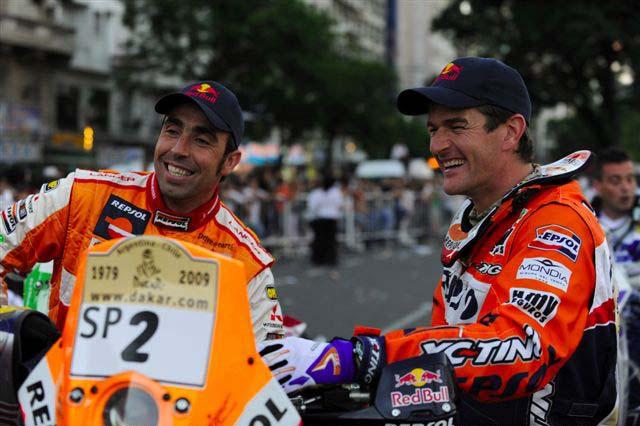 """""""Nani Roma estará en el Dakar 2010 con Mitsubishi, estoy convencido"""""""